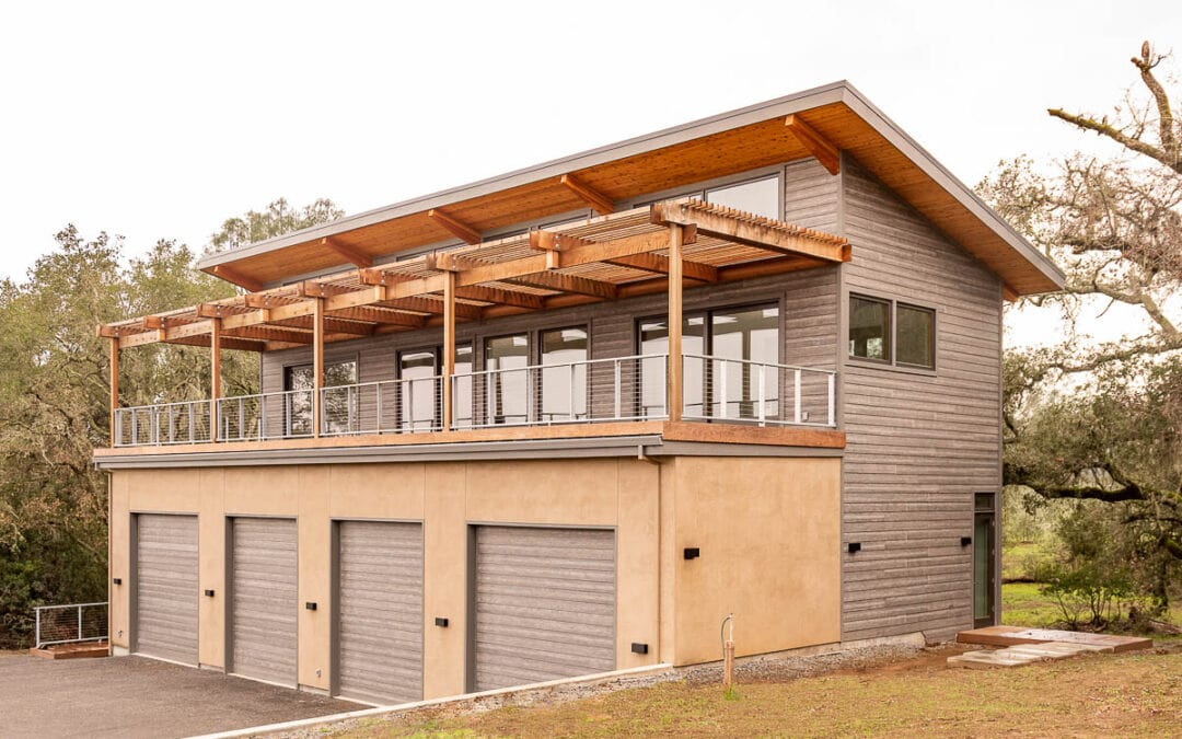 GARAGE EXTERIORS DESIGN-BUILD
