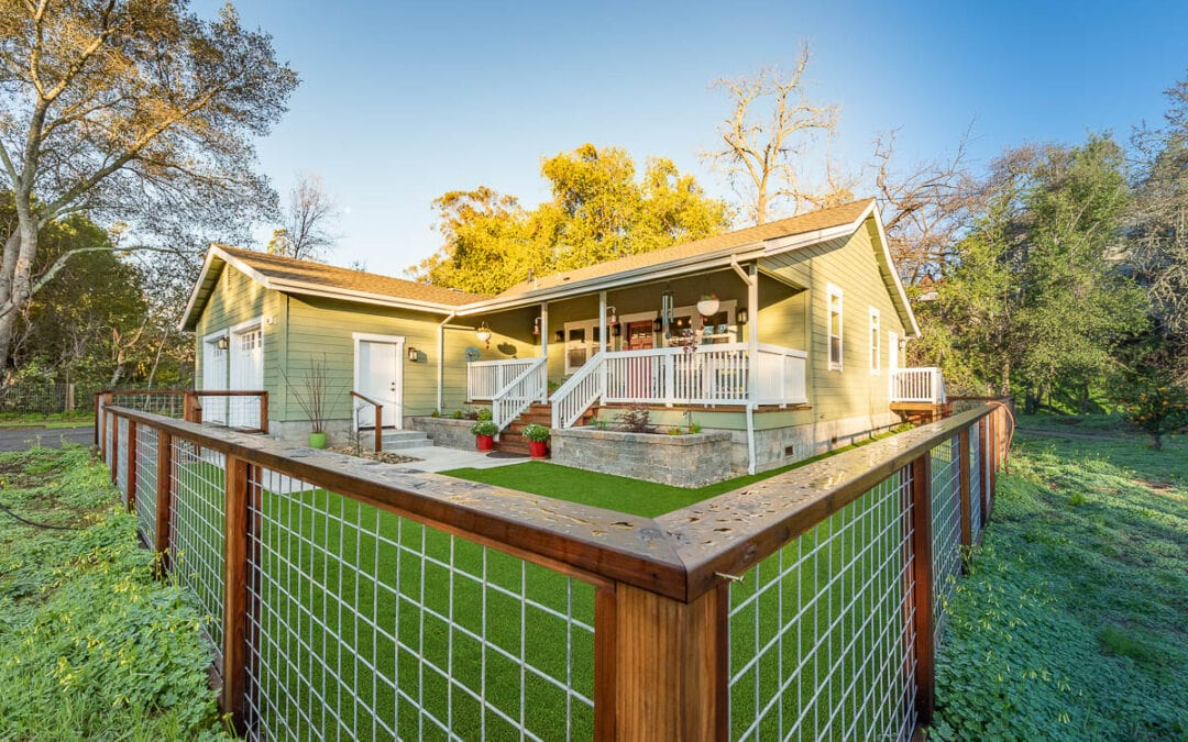 ACCESSORY DWELLING EXTERIORS